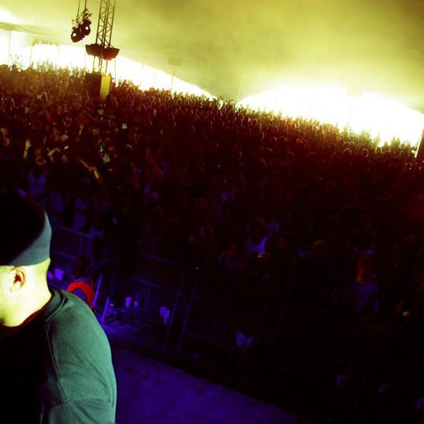 OHOI! Sound System @ Roskilde Festival - Metropol 2005